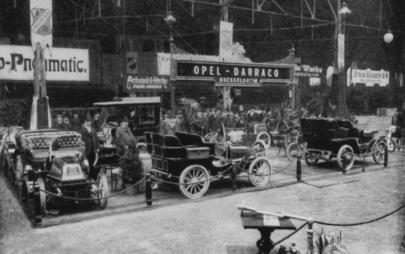 Sempre presente: Opel al Salone Internazionale dell'Automobile