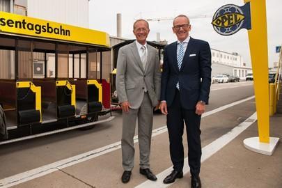 """Finalmente: inizia a Rüsselsheim e presso Opel lo """"Hessentag"""" 2017"""