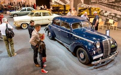 Opel alla più grande fiera mondiale di auto classiche