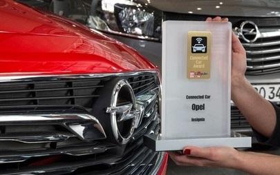 "Opel Insignia e Opel Vivaro Life vincono i ""Connected Car Awards"""