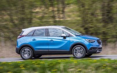 Il crossover visto da Opel: eleganza urbana e fascino da SUV