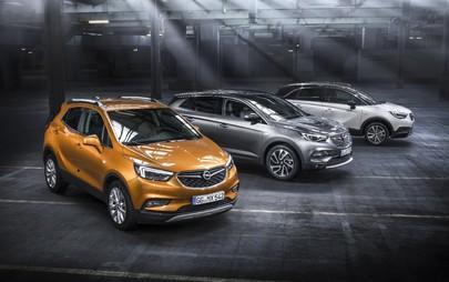 Per gli anticonformisti: la nuova gamma Opel X con l'X-Factor