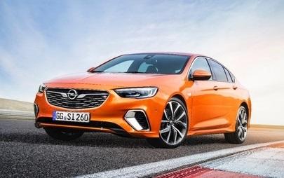 I nuovi sedili sportivi Opel ad alte prestazioni: costruiti su misura per Insignia GSi