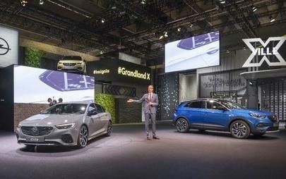 Nel 2017 la più grande offensiva di prodotto della storia di Opel