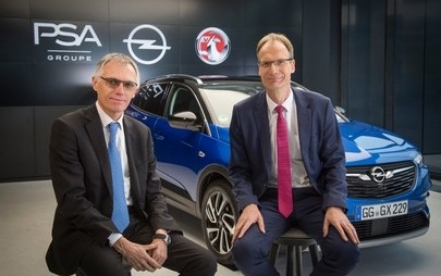 Grazie a PACE!* Opel/Vauxhall produrrà utili e diventerà elettrica e globale