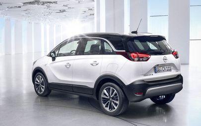 Il nuovo Opel Crossland X: eleganza urbana e fascino da SUV