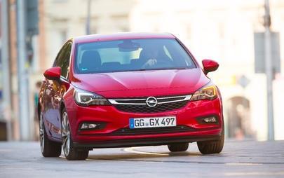 Previsto un elevato valore residuo per Opel Astra