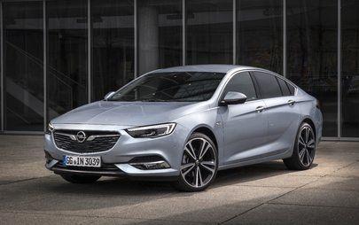 Il Dream Team Opel: il nuovo diesel per l'ammiraglia Insignia