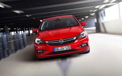 Un'ottima alternativa: la nuova Opel Astra ecoM a metano