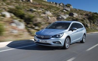 Nel 2016 le vendite di Opel in Europa sono cresciute del 4%