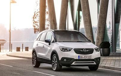 Il crossover di tendenza: il lancio del nuovo Opel Crossland X