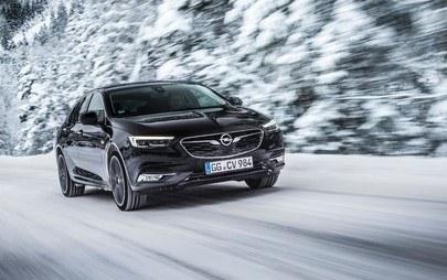 Trazione integrale con torque vectoring sulla nuova Opel Insignia
