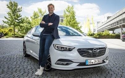 Complimenti! Jürgen Klopp, testimonial del marchio Opel, conquista la Champions League con il Liverpool