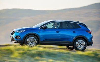 Cinque stelle Euro NCAP per il nuovo Opel Grandland X