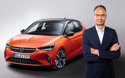 Continua l'offensiva elettrica di Opel: 8 modelli elettrificati entro il 2021
