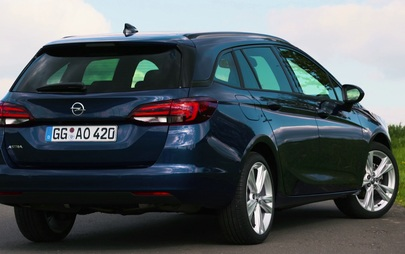 Nuova Opel Astra. Efficienza ai massimi livelli.