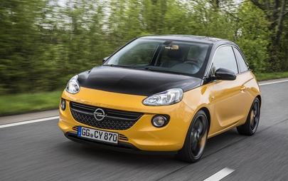 Jackpot: Opel annuncia i prezzi della nuova ADAM BLACK JACK