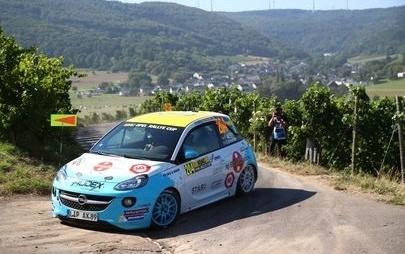 Opel punta sul rally con ADAM e la nuova Corsa
