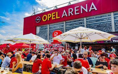 OPEL CUP 2019: squadre di vertice per il torneo in programma alla OPEL ARENA di Mainz