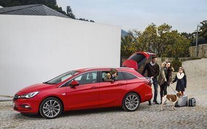 Buone vacanze: viaggiare in tutta sicurezza con le Opel