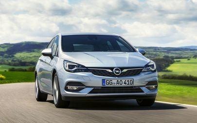Nuova Opel Astra, campione di aerodinamica.
