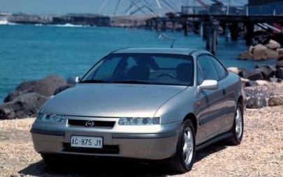 30 anni di Opel Calibra