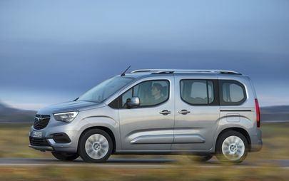 Opel Combo: accessori su misura per il massimo divertimento e un'eccezionale praticità