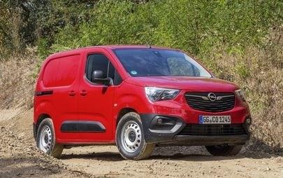 120 anni di produzione di veicoli commerciali: Opel Combo & Co. portano avanti una tradizione estremamente ricca