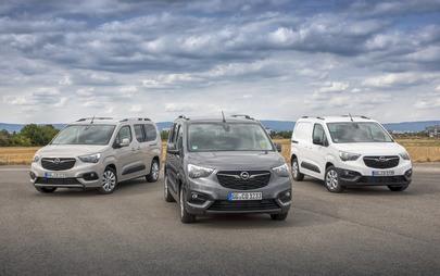 Pioggia di premi nel 2018: le vetture Opel conquistano numerosi riconoscimenti