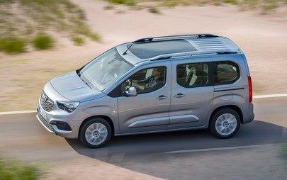 Il nuovo migliore amico di ogni famiglia – l'innovativo Opel Combo Life