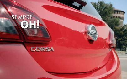 Citycar Opel protagoniste della prima campagna di comunicazione dell'anno