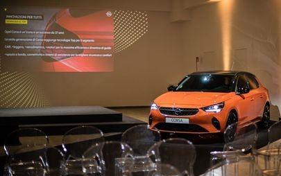 Sportiva, attraente, efficiente: Nuova Opel Corsa è stata svelata