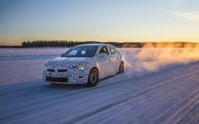 Testare, testare e testare: la Opel Corsa di ultima generazione è in dirittura di arrivo