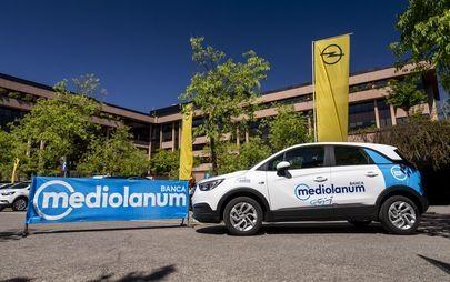 Opel insieme a Banca Mediolanum al Giro d'Italia 2019