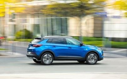 Lo sfidante: nuovo Opel Grandland X a partire da 26.000 euro