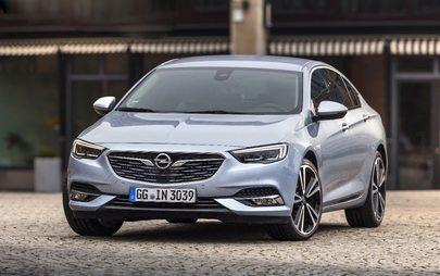 Le 5 stelle Euro NCAP lo confermano: la sicurezza di nuova Opel Insignia è massima