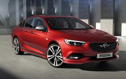Anteprima mondiale: nuova Opel Insignia debutta al Salone Internazionale dell'Automobile di Ginevra