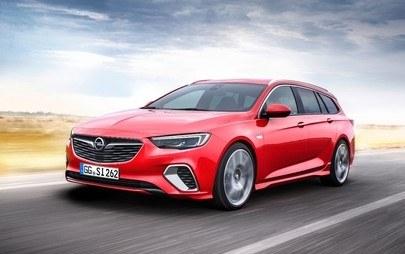 Pronti, partenza, via: presto ordinabile la nuova Opel Insignia GSi