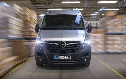 Il nuovo Opel Movano: sicuro, versatile e totalmente connesso