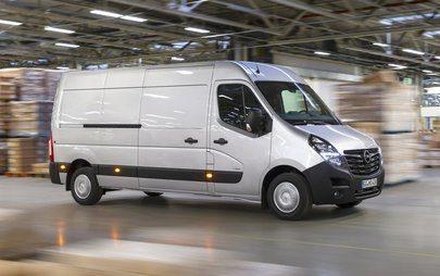 Nuovo Opel Movano, il compagno di lavoro perfetto