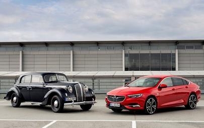 Ottant'anni di grandi Opel: parata di ammiraglie alla Techno Classica