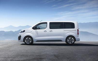 Opel al Transpotec 2019 a Verona con il nuovo Combo Cargo e Zafira Life