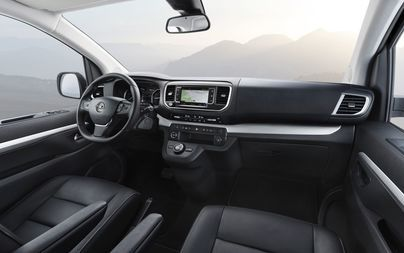 Da oggi si può ordinare la nuova Opel Zafira Life