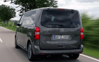 Nuova Opel Zafira Life: flessibilità e spazio per tutti