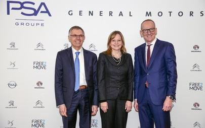 Opel/Vauxhall entra a far parte di Groupe PSA