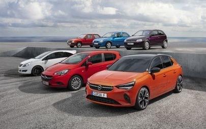 Consegnata la Opel Corsa numero 1.600.000 venduta in Italia