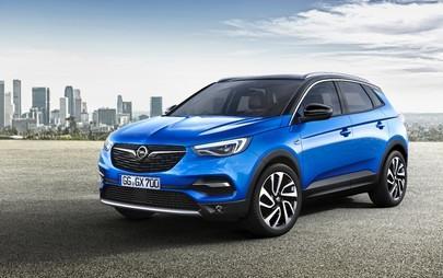 Il nuovo SUV atletico e avventuroso: Opel Grandland X
