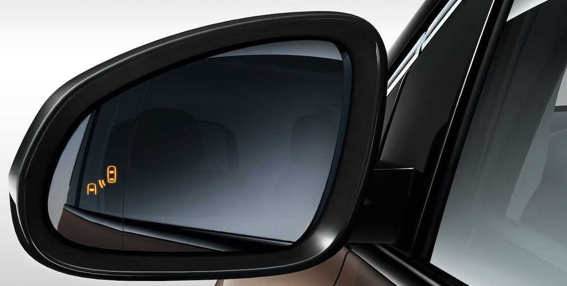 Side Blind Spot Alert