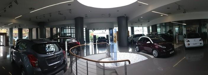 Concessionaria Opel Autostemac Tivoli