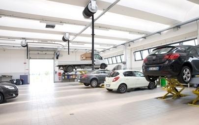 Officina Piacenza Piemme Auto